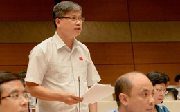 ĐB Nguyễn Sỹ Cương: 'Cứ cháy nhà, chết người rồi mới rà soát, xử nghiêm'