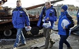 Ukraine: Quan sát viên lại bị bắn