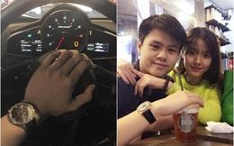 Phan Thành bất ngờ đeo nhẫn đính hôn