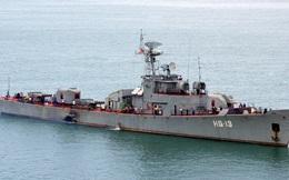 Việt Nam có thể lắp tên lửa chống hạm cho tàu Petya nâng cấp?