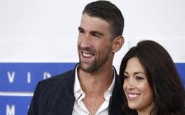 Michael Phelps bất ngờ… cưới vợ