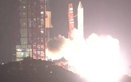 Nhật Bản phóng thành công tên lửa sử dụng nhiên liệu rắn tân tiến