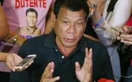 Tân Tổng thống Philippines không chấp nhận để mất Scarborough