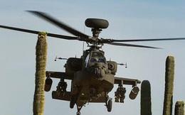 Boeing trúng hợp đồng hơn 660 triệu USD bán trực thăng Apache cho Qatar