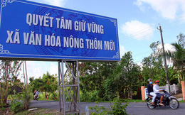 Lãnh đạo huyện nông thôn mới nợ đầm đìa rớt chức