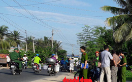 Suốt đêm vây bắt thiếu tá Campuchia bắn chết người