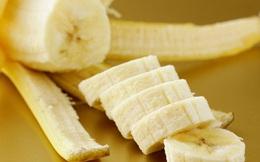 Nam giới ăn 1 quả chuối/ngày có thể hỗ trợ chữa 4 loại bệnh