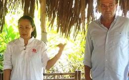 Khu resort ở Huế xin lỗi vì bản đồ in sai tên biển Việt Nam