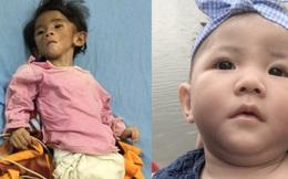 Hơn 1 tháng, bé tăng 4kg nhờ những người mẹ xa lạ