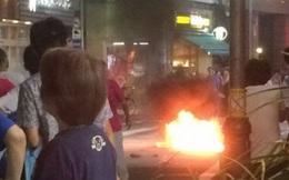Lễ hội samba Tokyo bị ném bom xăng, 15 người bị thương
