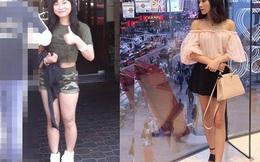 Cô ấy đã đổi đời nhanh như thế này đây sau khi thẩm mỹ và giảm cân