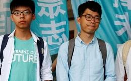 Lãnh đạo SV biểu tình Hồng Kông có thể bị án tù
