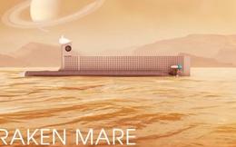 NASA dự định đưa tàu ngầm lên biển trên vệ tinh Titan của Sao Thổ để tìm kiếm sự sống