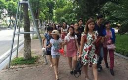 Hà Nội thu hơn 500 tỷ sau 4 ngày thí điểm phố đi bộ