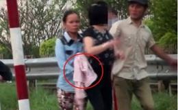 Truy tìm băng nhóm dàn cảnh móc túi trước cổng bệnh viện Bạch Mai