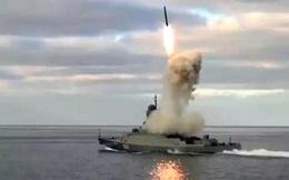 Việt Nam sẽ mua tàu tên lửa Kalibr lớp Buyan-M?