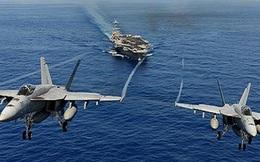 F/A-18 Mỹ rơi, phi công thiệt mạng do kỹ thuật bay kém
