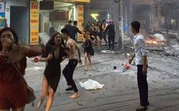 Cô gái dùng áo lót bịt mặt thoát khỏi đám cháy: Tôi đã khóc rất nhiều vì bị chửi rủa
