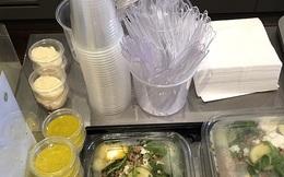 """Đồ nhựa dùng một lần sắp chính thức không còn """"đất sống"""" ở Pháp"""
