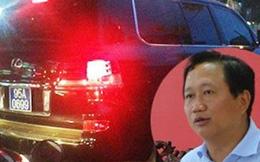 """Đại tá cấp biển số xanh cho Trịnh Xuân Thanh bị kỷ luật """"khiển trách"""""""