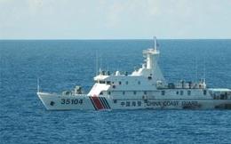 Tàu Trung Quốc mang súng vào gần đảo tranh chấp với Nhật Bản