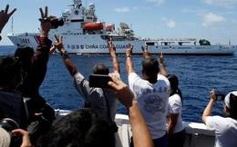 Trung Quốc hoãn cải tạo Scarborough vì Philippines xa Mỹ?
