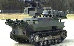 Xu hướng sử dụng rô-bốt trong tác chiến lục quân trên thế giới