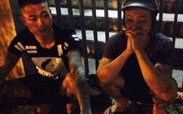 """Mang ma túy """"dạo phố"""", 2 nam thanh niên bị bắt"""