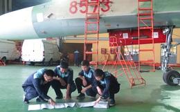 Vì những chuyến bay an toàn, thắng lợi: Đội ngũ kỹ thuật luôn sát cánh bên phi công