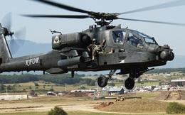 """Thế giới sẽ tiếp tục """"kinh sợ"""" trực thăng Apache AH-64E của Mỹ?"""