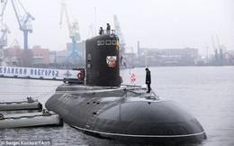 """Báo Anh: Nga điều 3 tàu ngầm chuẩn bị cho """"tổng công kích ở Aleppo"""""""
