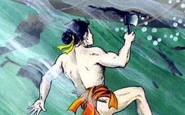 """Những """"đặc công nước"""" có biệt tài bơi lặn không kém gì danh tướng Yết Kiêu"""