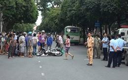 Người đàn ông bị xe buýt cán chết giữa trung tâm Sài Gòn