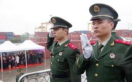 Tàu Cảnh sát biển Trung Quốc thăm Việt Nam