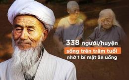 Kỳ lạ: Cả huyện có tới 338 người sống thọ trên trăm tuổi nhờ một chất trong món ăn