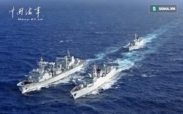 """BTQP Nhật nói một câu về """"bảo vệ biển Đông"""", cả chính phủ và tướng lĩnh TQ cùng """"nóng mặt"""""""