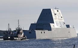 Tàu khu trục tỷ USD mới của Mỹ bất ngờ bị hỏng