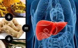 Mẹo giải độc tố trong gan 100% bằng phương pháp tự nhiên