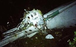 Máy bay chở 81 người, có thành viên đội bóng của Brazil rơi tại Colombia