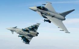 Máy bay chiến đấu Anh sẽ bay trên Biển Đông