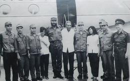 Chuyến bay phục vụ Chủ tịch Cuba - Fidel Castro