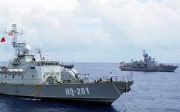 """""""1 tập trung"""" ở Vùng 5 Hải quân"""