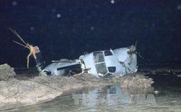 Sau tai nạn đêm qua, Quân đội Mỹ dừng hoạt động máy bay MV-22 Osprey tại Nhật Bản