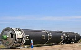 """Nga công bố thời điểm khởi động hệ thống tên lửa """"chết người"""" Sarmat"""