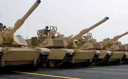 Kuwait muốn Mỹ giúp nâng cấp xe tăng Abrams