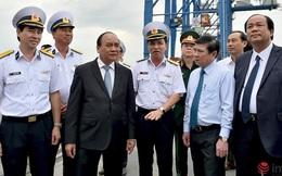 Thủ tướng: Tân cảng Sài Gòn phải trở thành Tập đoàn kinh tế quốc phòng hàng đầu