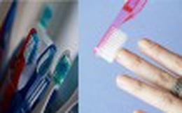 Đừng vội vứt chiếc bàn chải đánh răng cũ vì nó sẽ có công dụng không ngờ