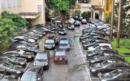 Hà Nội thí điểm khoán xe công: Xe biển xanh giảm mạnh?