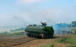 Sư đoàn 316 (Quân khu 2) hoàn thành xuất sắc diễn tập TM-16