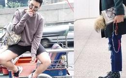 Bộ sưu tập túi hàng hiệu khổng lồ của thiếu gia Singapore